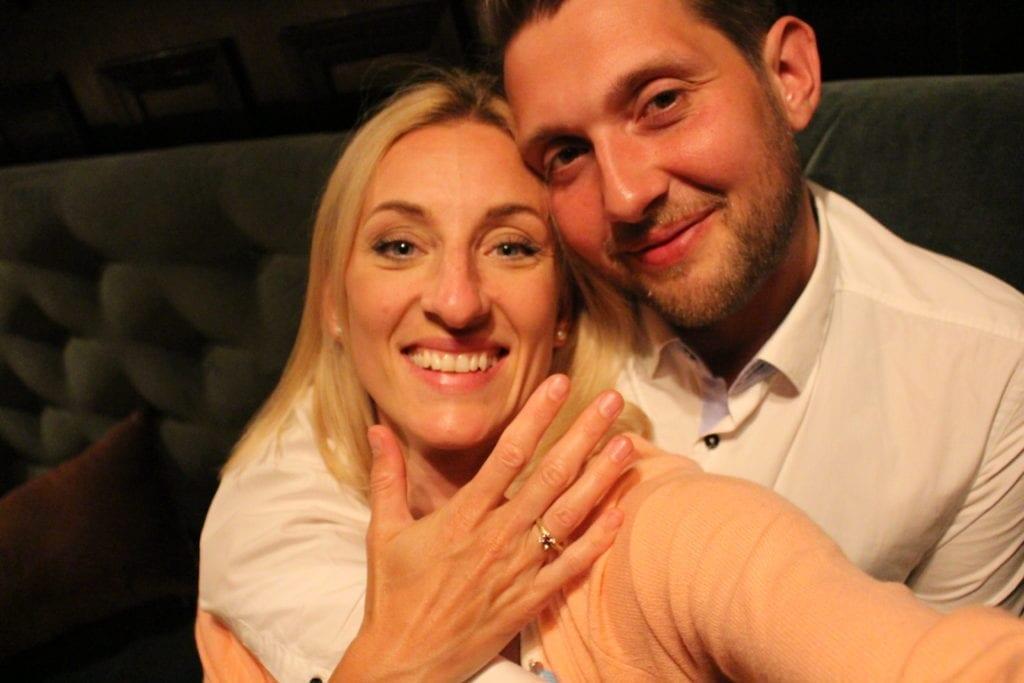 Annemette Voss skal giftes