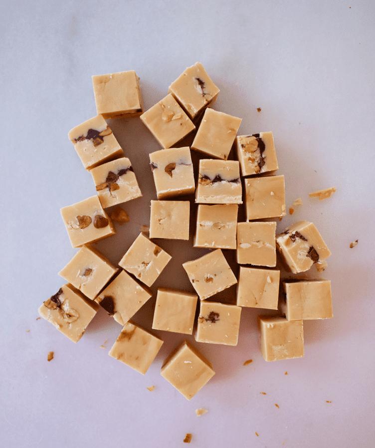 Hjemmelavet fudge opskrift