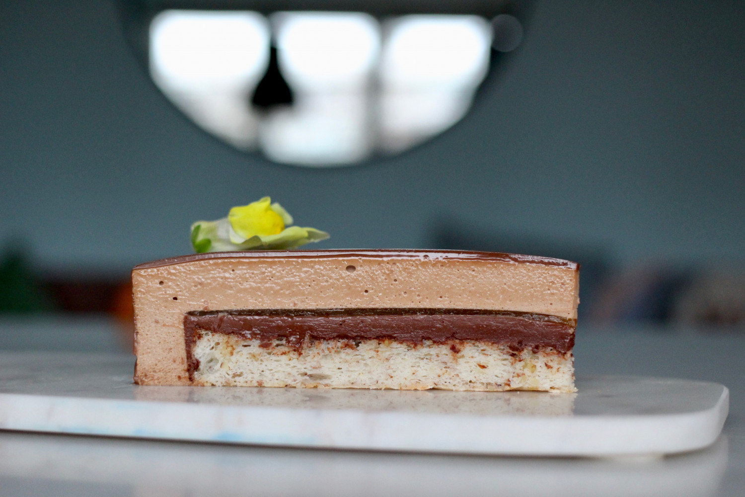 moussekage med passionfrugt Annemette Voss Callebaut3