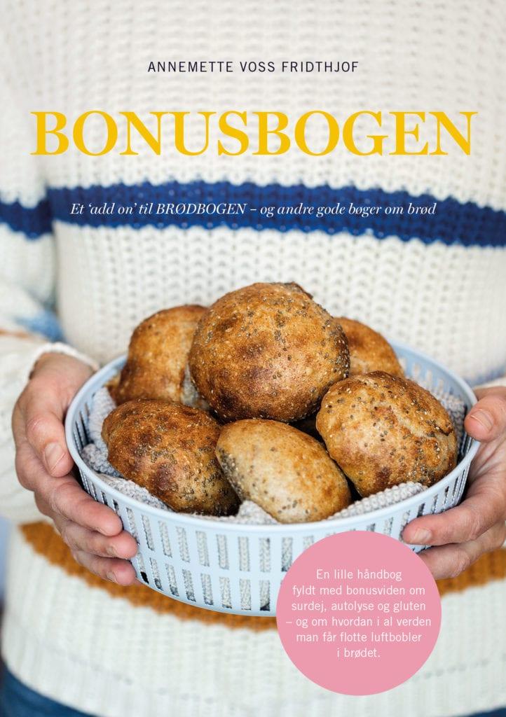 Bonusbogen bog med mere viden om surdej