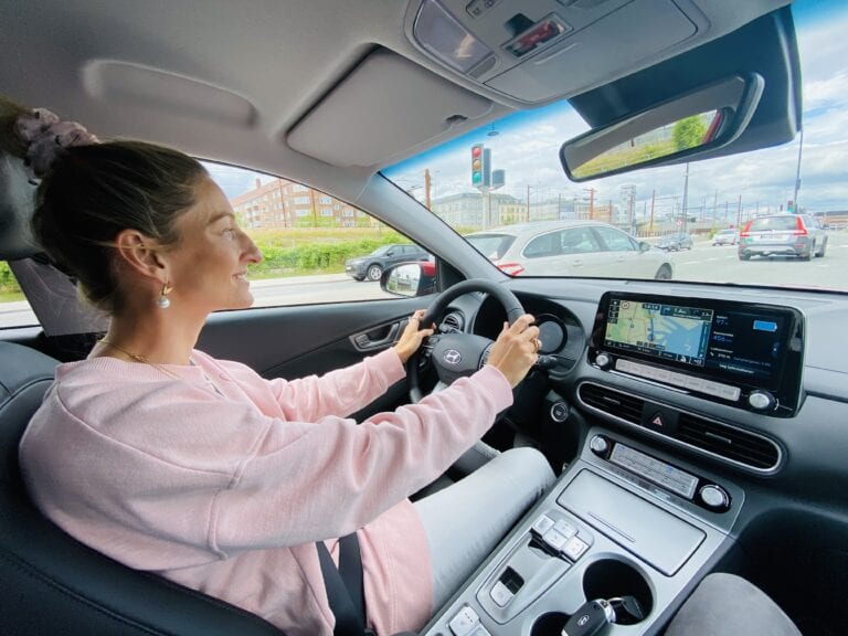 Hyundai Kona Electric Annemette Voss