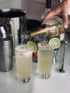 Rosendahl budapest cocktail